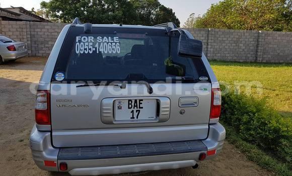 Buy Used Isuzu Wizard Silver Car in Chipata in Zambia