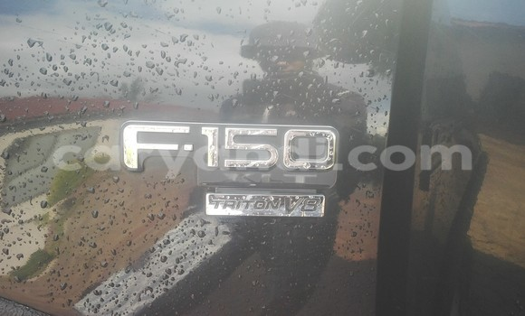 Buy Used Ford F–150 Black Car in Chingola in Zambia