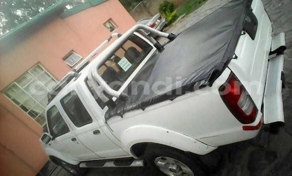 Buy Used Nissan Pickup White Car in Chipata in Zambia