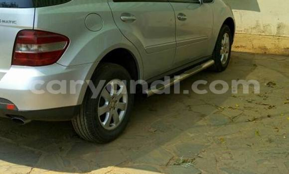 Buy Used Mercedes-Benz ML-Class Silver Car in Chipata in Zambia