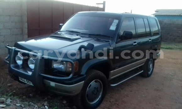 Buy Used Isuzu Rodeo Black Car in Chipata in Zambia