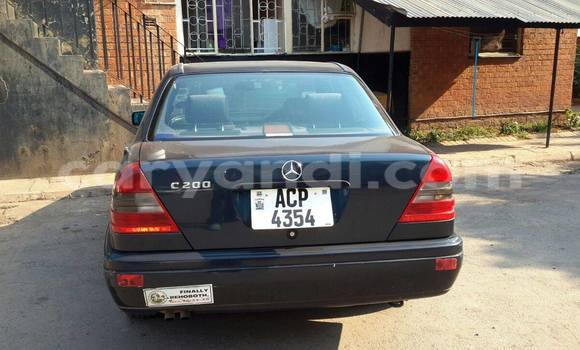 Buy Used Mercedes-Benz C-Class Black Car in Chipata in Zambia