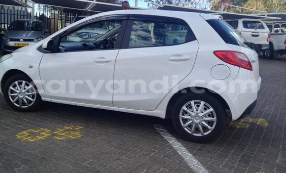 Buy Used Mazda 326 White Car in Chipata in Zambia