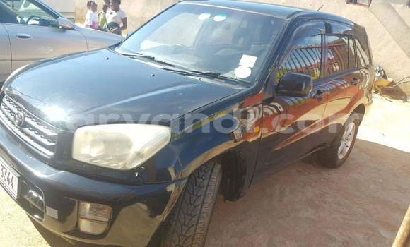 Buy Used Toyota RAV4 Black Car in Chingola in Zambia