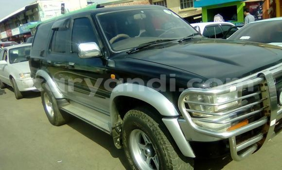 Buy Used Toyota Surf Black Car in Chipata in Zambia