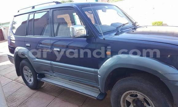 Buy Used Toyota Prado Other Car in Chipata in Zambia