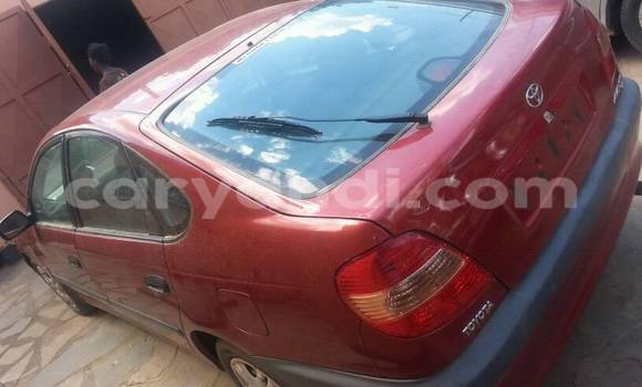 Buy Used Toyota Avensis Red Car in Chipata in Zambia