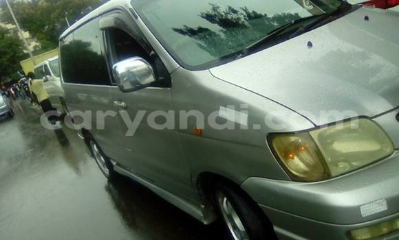 Buy Used Toyota Noah Silver Car in Chipata in Zambia
