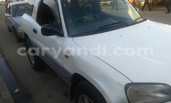 Buy Used Toyota RAV4 White Car in Chipata in Zambia
