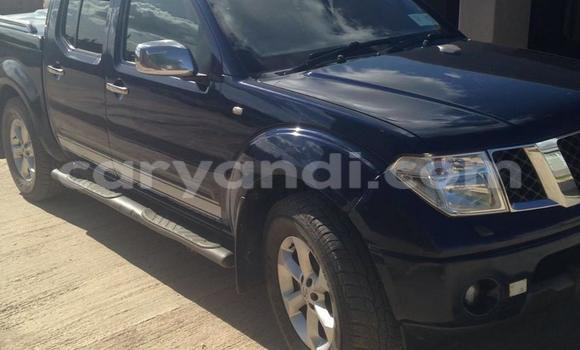 Buy Used Nissan Navara Black Car in Chingola in Zambia