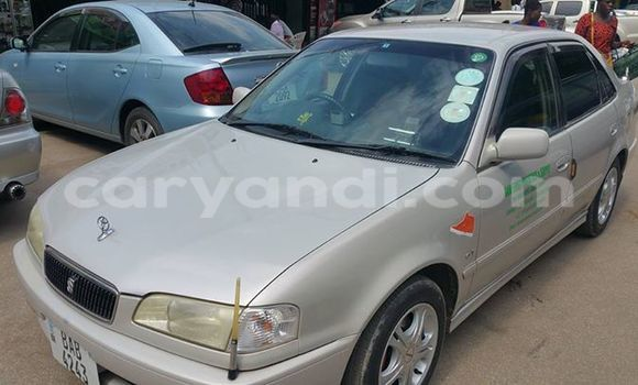 Buy Used Toyota Corolla Black Car in Chipata in Zambia