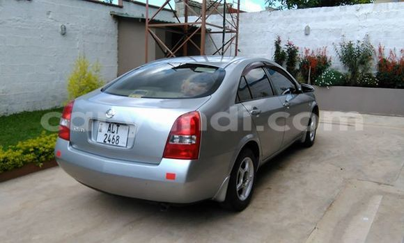 Buy Used Nissan Primera Silver Car in Chipata in Zambia