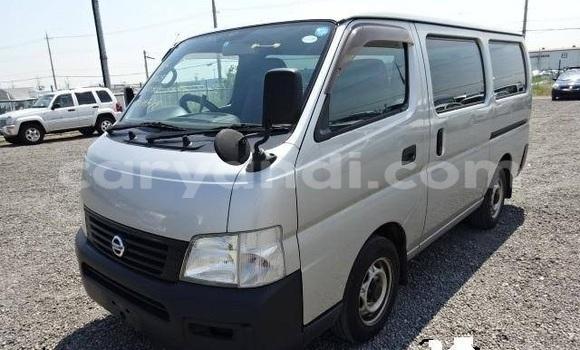 Buy Used Nissan Caravan Silver Car in Chipata in Zambia