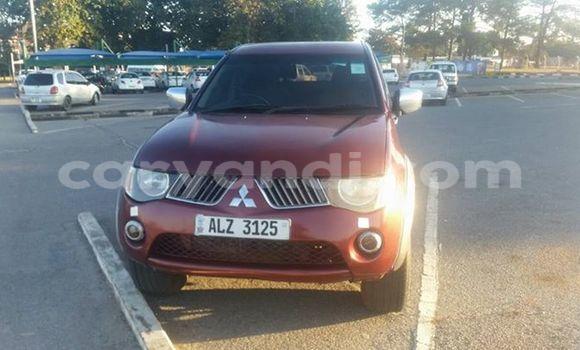 Buy Used Mitsubishi Sportero Red Car in Chipata in Zambia