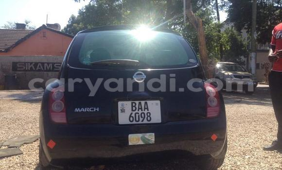 Buy Used Nissan March Black Car in Chipata in Zambia
