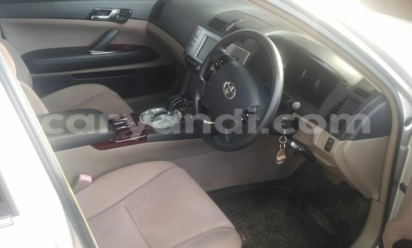 Buy Used Toyota Mark X Silver Car in Chipata in Zambia