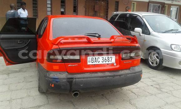 Buy Used Hyundai Lantra Red Car in Chipata in Zambia