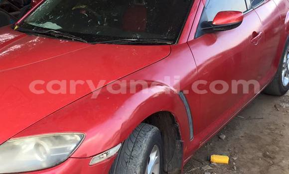 Buy Used Mazda RX-8 Red Car in Chipata in Zambia