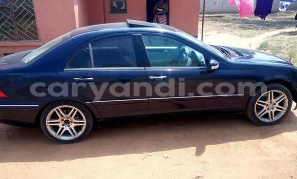 Buy Used Mercedes‒Benz KOMPRESSOR Black Car in Chipata in Zambia