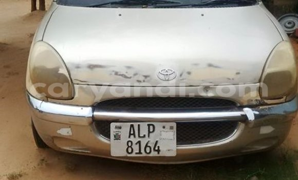 Buy Used Toyota Duet Silver Car in Chipata in Zambia