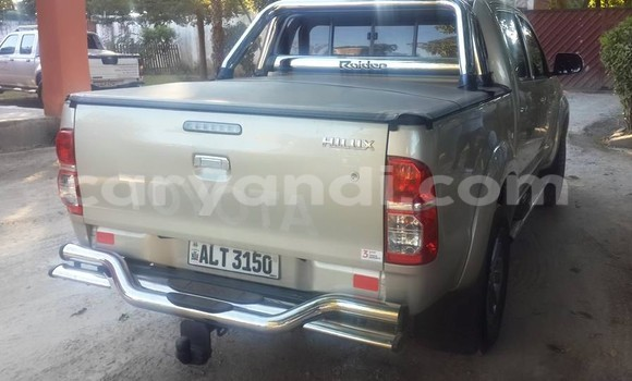 Buy Used Toyota Hilux Other Car in Chingola in Zambia
