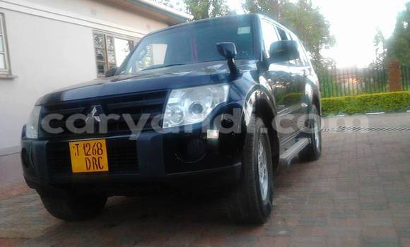 Buy Used Mitsubishi Pajero Black Car in Chipata in Zambia