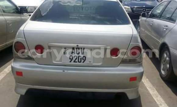 Buy Used Toyota Altezza Silver Car in Chipata in Zambia