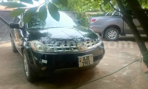 Buy Used Nissan Murano Black Car in Chingola in Zambia
