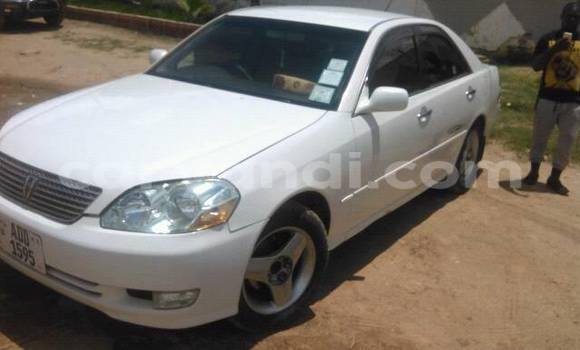 Buy Used Toyota Mark X White Car in Chipata in Zambia