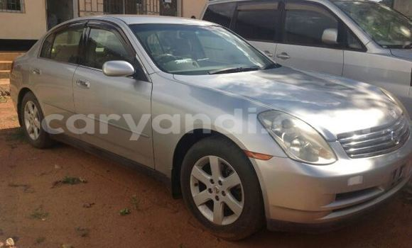 Buy Used Nissan Teana Silver Car in Chipata in Zambia