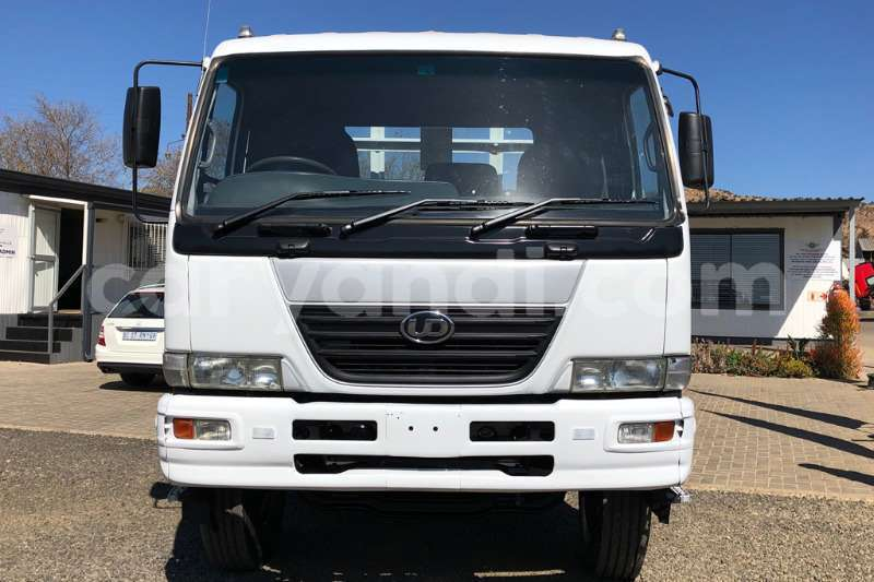 Big with watermark nissan truck dropside ud90 fitted with dropside 2008 id 63832566 type main