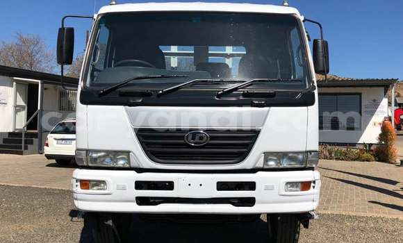 Medium with watermark nissan truck dropside ud90 fitted with dropside 2008 id 63832566 type main