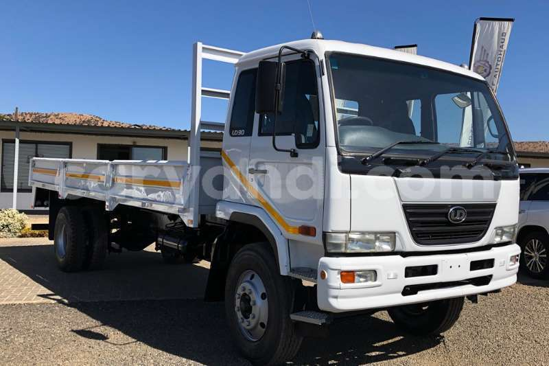 Big with watermark nissan truck dropside ud90 fitted with dropside 2008 id 63832565 type main