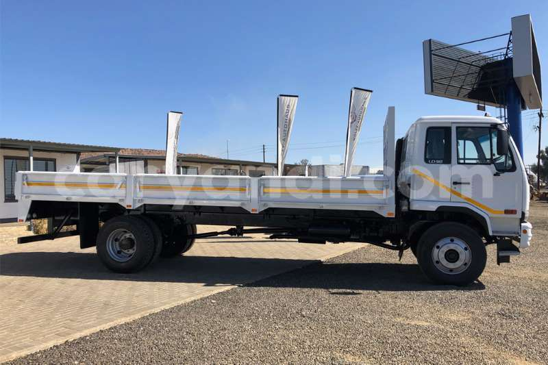 Big with watermark nissan truck dropside ud90 fitted with dropside 2008 id 63832571 type main