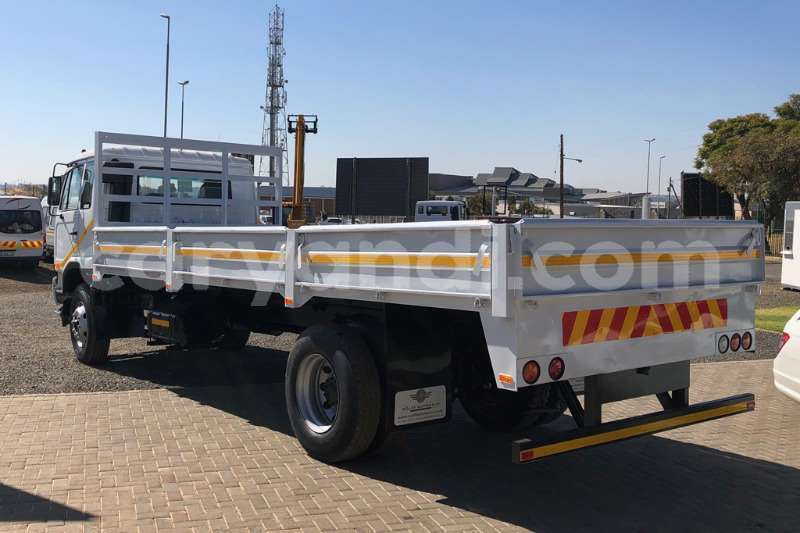 Big with watermark nissan truck dropside ud90 fitted with dropside 2008 id 63832568 type main