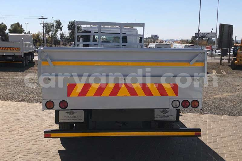 Big with watermark nissan truck dropside ud90 fitted with dropside 2008 id 63832567 type main