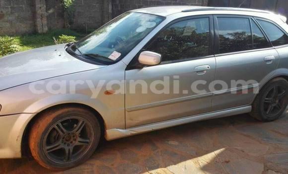 Buy Used Mazda 326 Blue Car in Chipata in Zambia