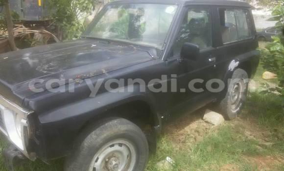 Buy Used Nissan Patrol Black Car in Chipata in Zambia
