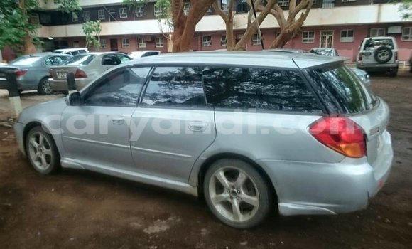 Buy Used Subaru Legacy Silver Car in Chipata in Zambia