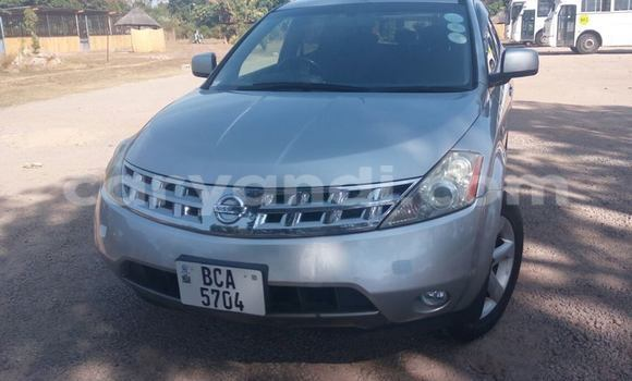 Buy Used Nissan Murano Silver Car in Chipata in Zambia