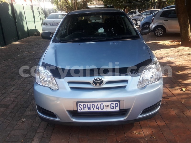 Big with watermark toyota runx zambia chingola 8618