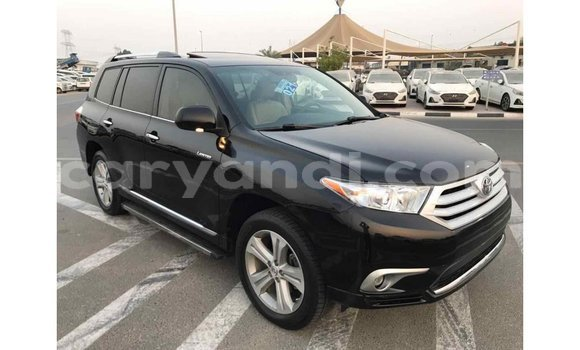 Medium with watermark toyota highlander zambia import dubai 8632
