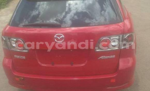 Buy Used Mazda Atenza Red Car in Chipata in Zambia