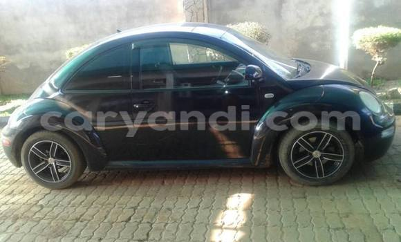 Buy Used Volkswagen Beetle Black Car in Chipata in Zambia