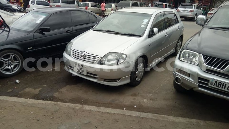 Big with watermark toyota runx zambia lusaka 8709