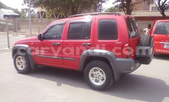 Buy Used Jeep Grand Cherokee Red Car in Chipata in Zambia