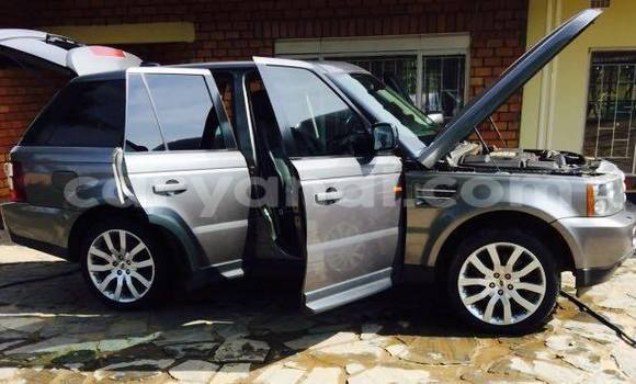 Buy Used Land Rover Range Rover Black Car in Chingola in Zambia