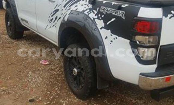 Buy Used Ford Ranger White Car in Chipata in Zambia