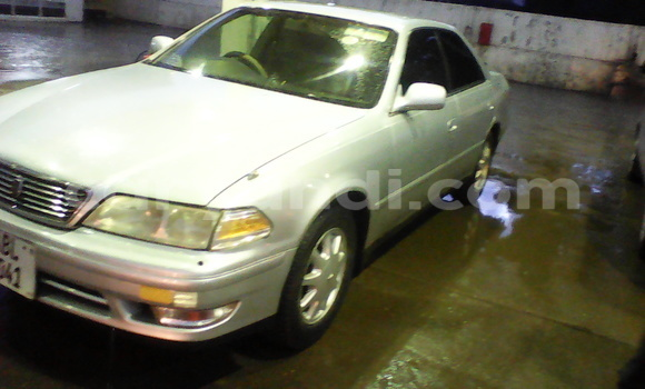 Buy Used Toyota MR2 Silver Car in Kitwe in Zambia