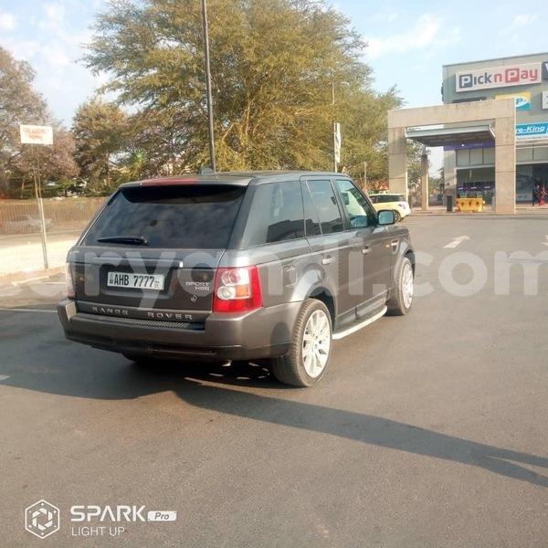 Big with watermark land rover range rover sport zambia lusaka 8772